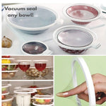 Vaccum Seal Food Cover Lids