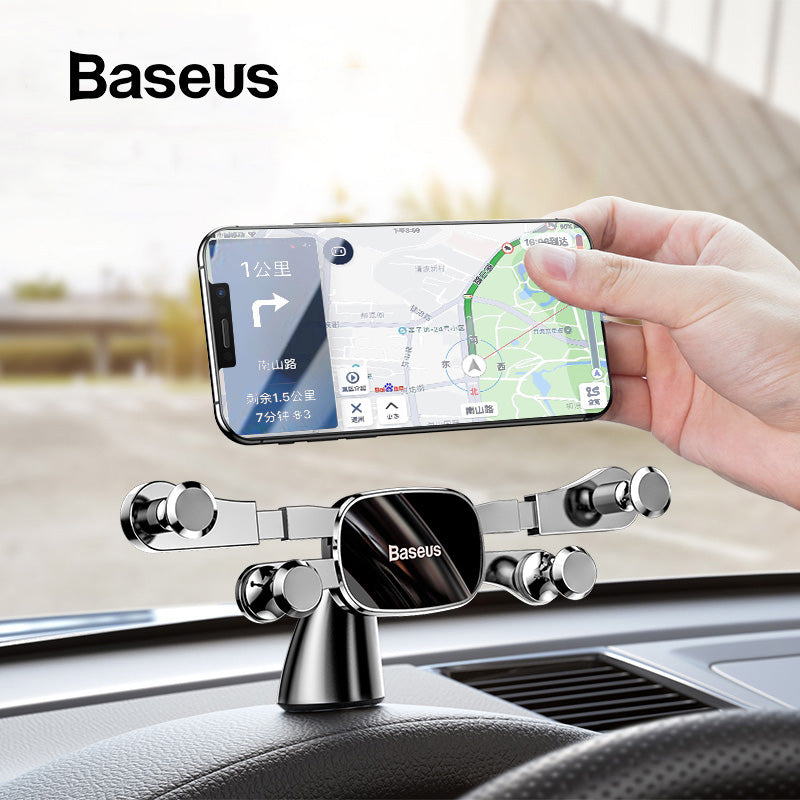 Gravity Mount Phone Holder Stand