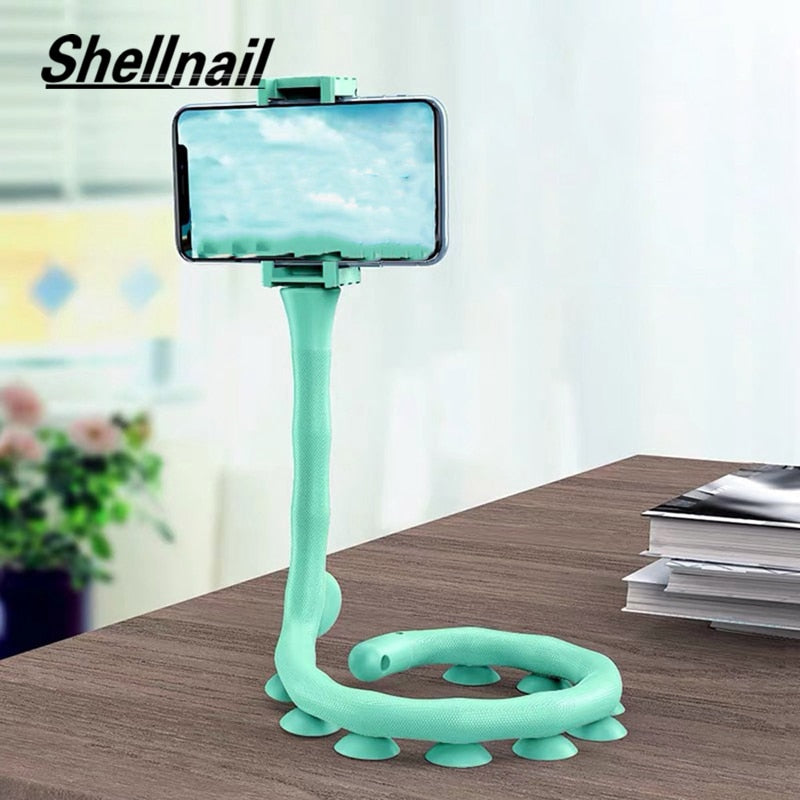 Silicone Suction Cup Phone Holder