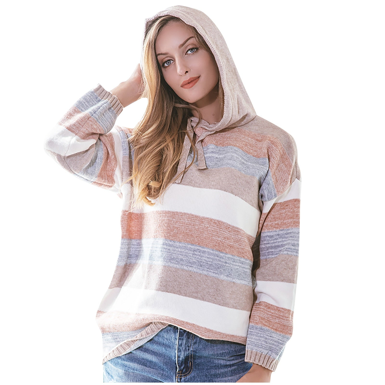 women's sweater long sweater top