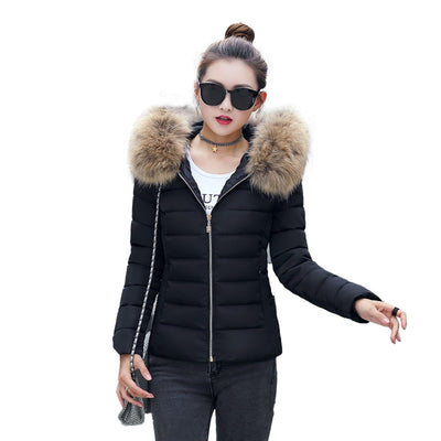 Women  Winter Slim Coat