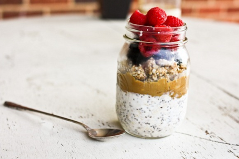 Simple & Quick Overnight Oats