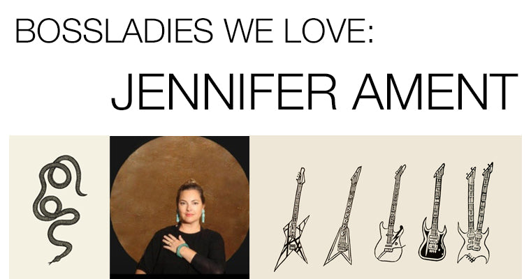 BOSSLADIES WE LOVE: Jennifer Ament