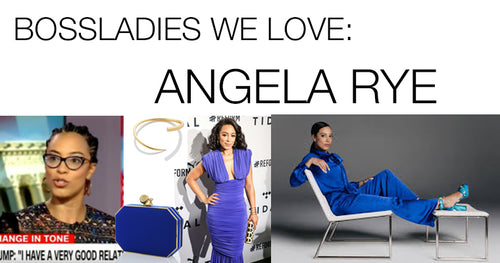 BOSSLADIES WE LOVE: Angela Rye