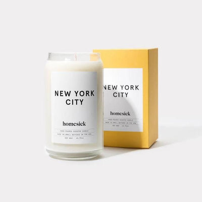 Homesick Candle: NYC