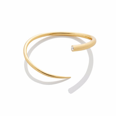 SAMPLE SALE - Quill Bypass Bracelet