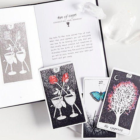The Wild Unknown Tarot Deck and Guide