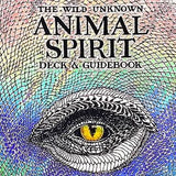 The Wild Unknown Animal Spirit Deck and Guidebook - AMANDA PEARL