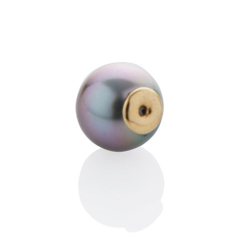 Pearl Clutch Earring Back - AMANDA PEARL - elegantly edgy accessories