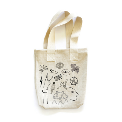 JA x AP / Artists For Progress Tote