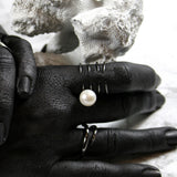 SAMPLE SALE - Quad Quill Ring - AMANDA PEARL