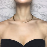 SAMPLE SALE - Quill Collar - AMANDA PEARL
