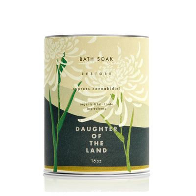 Daughter of the Land - Cypress Soak