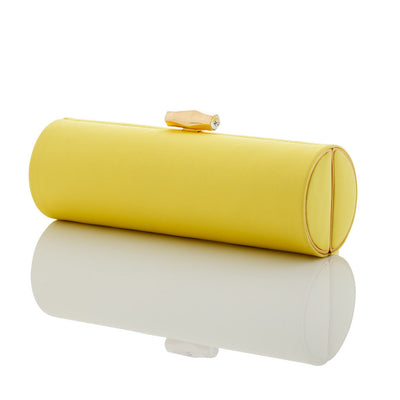 Brooke: Canary Duchess Roll Clutch