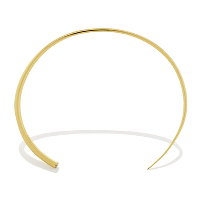 Quill Collar - gold