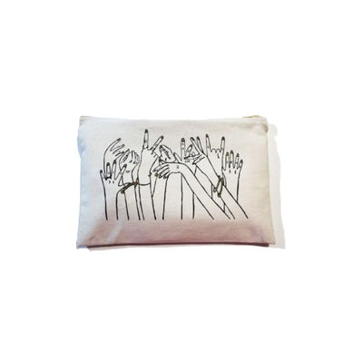 JA x AP / Artists For Progress Pouch
