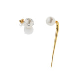 Quill Spike Earring - AMANDA PEARL - elegantly edgy accessories