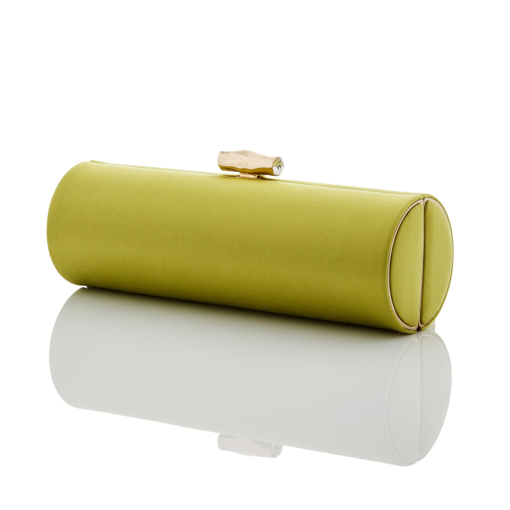 Samantha: Chartreuse Duchess - AMANDA PEARL - elegantly edgy accessories
