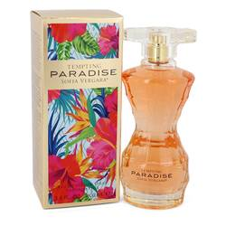 Sofia Vergara Tempting Paradise Body Mist By Sofia Vergara