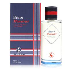 Bravo Monsieur Eau De Toilette Spray By El Ganso
