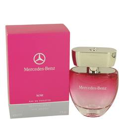 Mercedes Benz Rose Eau De Toilette Spray By Mercedes Benz