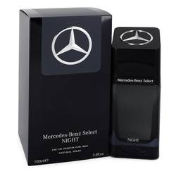 Mercedes Benz Select Night Eau De Parfum Spray By Mercedes Benz