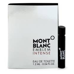 Montblanc Emblem Intense Vial (sample) By Mont Blanc