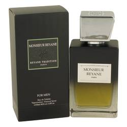 Monsieur Reyane Eau De Toilette Spray By Reyane Tradition