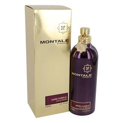 Montale Dark Purple Eau De Parfum Spray By Montale