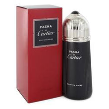 Load image into Gallery viewer, Pasha De Cartier Noire Eau De Toilette Spray By Cartier