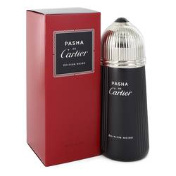 Pasha De Cartier Noire Eau De Toilette Spray By Cartier