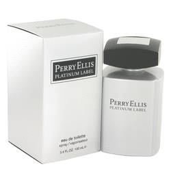 Perry Ellis Platinum Label Eau De Toilette Spray By Perry Ellis