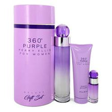Load image into Gallery viewer, Perry Ellis 360 Purple Gift Set By Perry Ellis