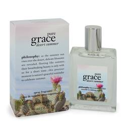 Pure Grace Desert Summer Eau De Toilette Spray By Philosophy