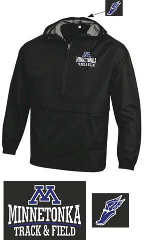 Minnetonka Track & Field Pullover pack Jacket-NO NAME