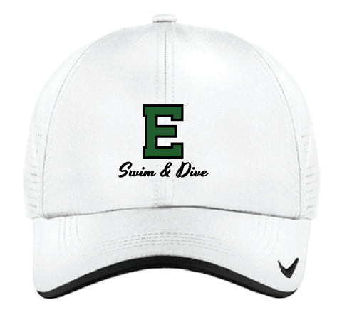 Edina Swim & Dive Parent's Nike Cap