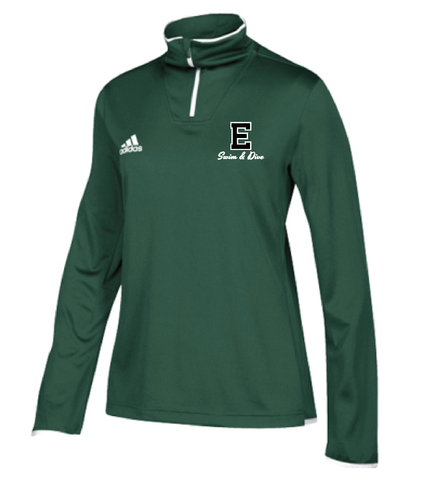 Edina Swim & Dive Parent WOMEN'S 1/4 zip