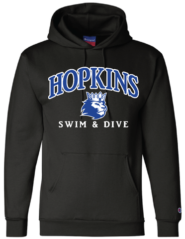 Hopkins Swim & Dive Hood