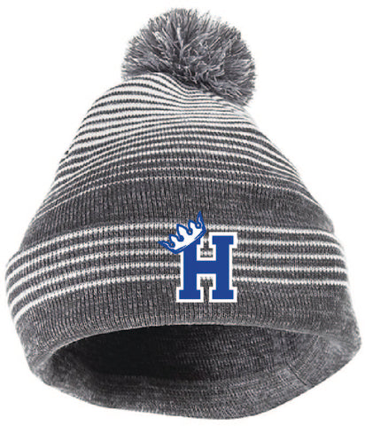 Hopkins Swim & Dive Pom hat