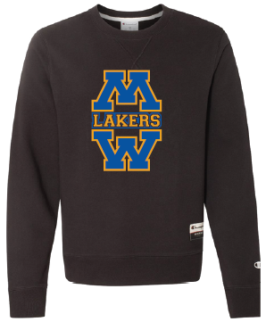 Lakers Crew neck sweatshirt