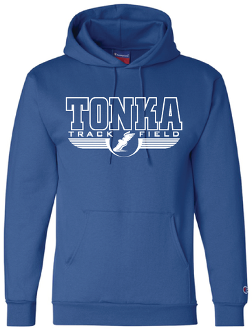 Minnetonka East Track & Field Hooded sweatshirt
