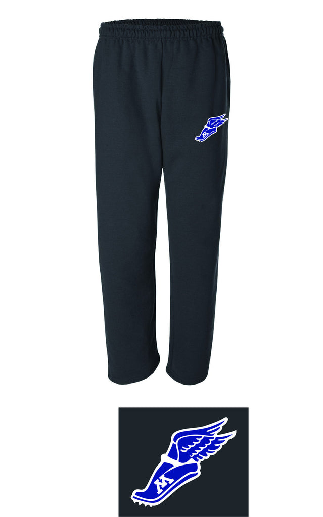 Minnetonka West Sweatpants with left thigh embroidery