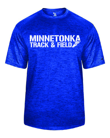 Minnetonka West Tonal/Blend Short sleeve Dri fit T