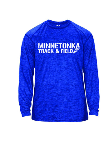 Minnetonka West Tonal/Blend Long sleeve Dri fit T
