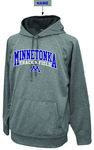 Minnetonka West Sweatshirt-With Name
