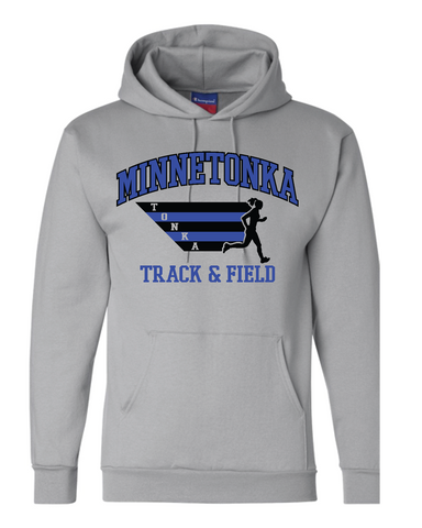 Minnetonka Track & Field Hooded sweatshirt