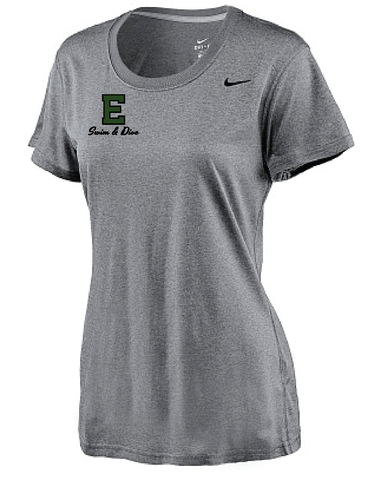 Edina Swim & Dive Parent WOMEN'S Nike Dri fit T