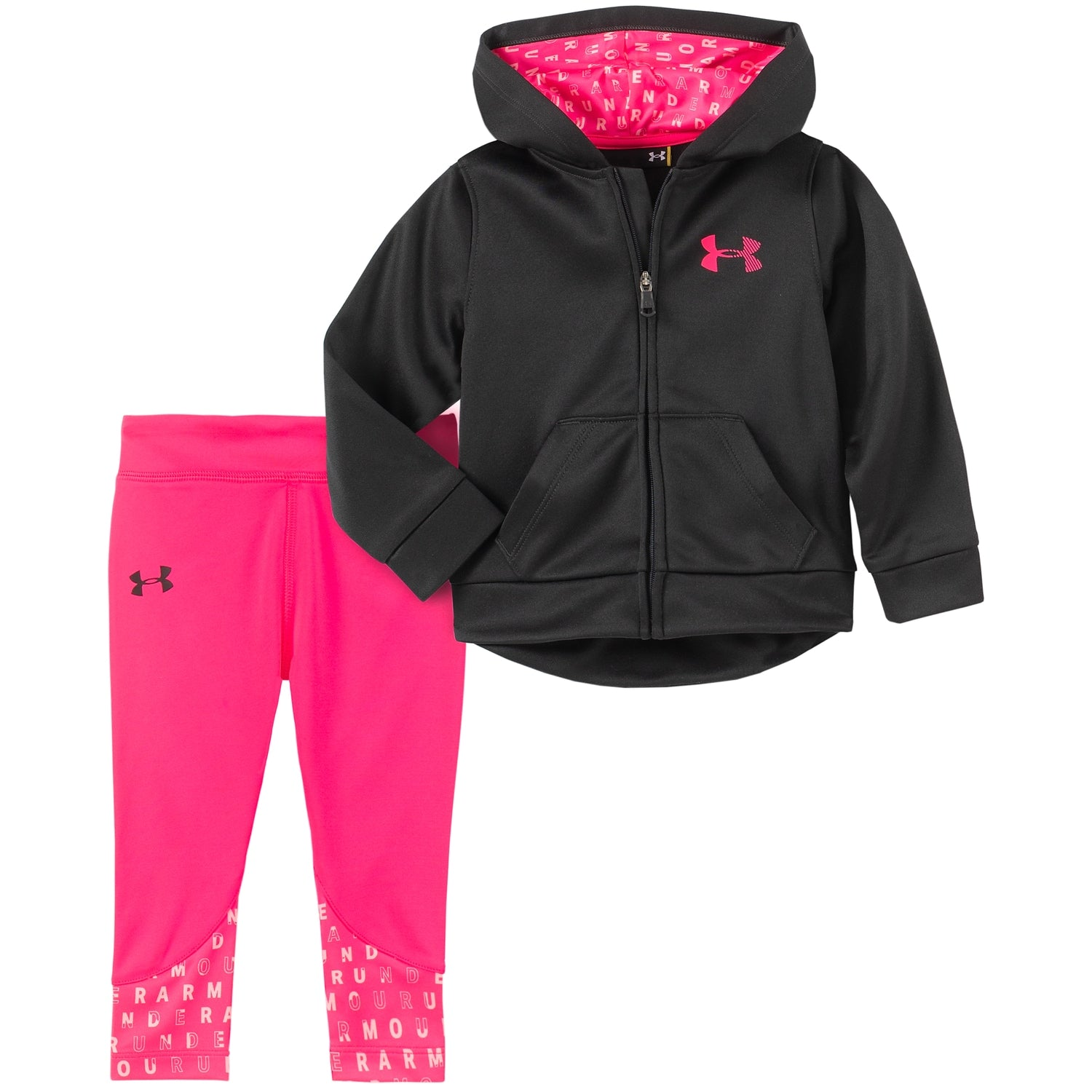 under armour baby girl