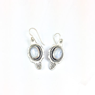 ARTEMIS MOONSTONE EARRINGS