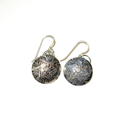 MANDALA STARS EARRINGS